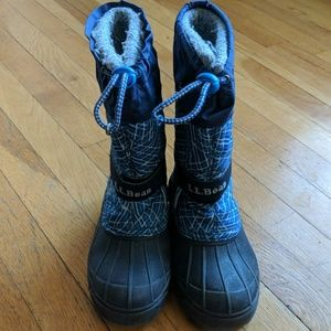 LL Bean Northwoods Boots size 12